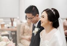 Ceremony Wedding Yeda & Yosefa by Priceless Wedding Planner & Organizer