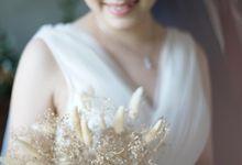 Teddy - Rikka (Prewedding) by Blooming Faith