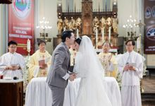 Holy Matrimony Eric & Zazia by Phantasia Organizer