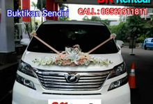 Paket Wedding N Paket Rental Bulanan by BKRENTCAR