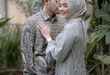 Engagement of Alisa & Dosi by Behind the scene