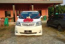 Price Wedding Car FLAT Utk Semua Tgl Bagus by BKRENTCAR