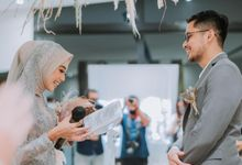Micro Wedding Wenda & Rezha by Nikahan Teman