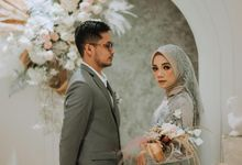Micro Wedding Wenda & Rezha by Nikahan Teman