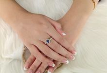 Wedding Nails by BELLA ARTISTRY Beauté Studio