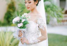 Wedding Kak Puspa & Kak Bima by Ellvany Makeup