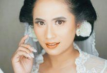 Wedding Kak Icha by Ellvany Makeup