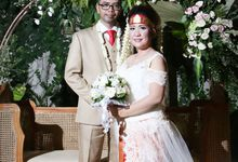 MARINA & HAIRUL by Concetta Wedding Organizer