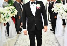 Gandy's Wedding by SIMPLY BEST TAILOR