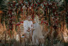 Aira & Odi by Kinang Kilaras Wedding