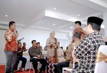 The Engagement Of H&N by Senadajiwa
