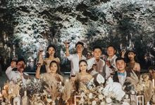 The Wedding Of Ricky & Pebbi by Vi Organizer