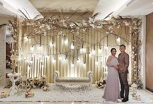 Garry & Christy by Kreativ Things Wedding Planner & Organizer