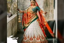 Wedding Dress by Shiv Wonder Wedding