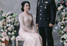 Pre Wedding Backdrop Set Up by Toean Njonja