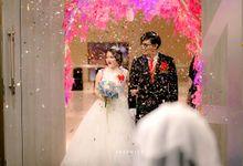 Wedding Mr. Riki & Mrs. Ruth by AMEY CHAN SALON BRIDAL