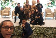 MELAYU WEDDING AKBAR + BELLA by Pure Organizer