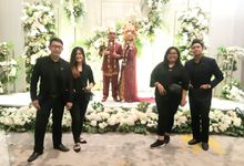 NATIONAL WEDDING YOSI + VERNAN by Pure Organizer
