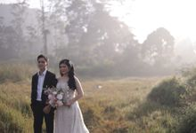 Prewedding of Peter & Nia by Favor Brides