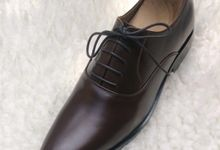 Wedding Shoes - Sepatu Wedding Pria by Garibaldi Shoes