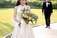 The Wedding of  Aldo & Fransisca by Yumi Katsura Signature
