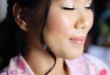 Bridesmaid Ms. Eva by Alexandra Makeup Artist