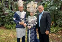 Happy Wedding Elsan And Kia by David Hartono and Friends