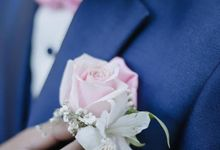 The Wedding of Devin - Yoli by Blooming Faith