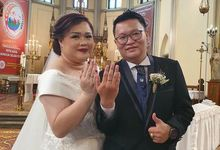 The Wedding of Andreas - Wina by Blooming Faith
