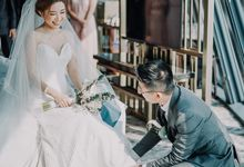 EDWARD + VICKY (DAMAI INDAH GOLF) by Pure Organizer
