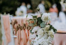 Kadek & Anantasia Wedding by Harris Hotel & Residences Sunset Road