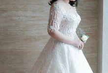 The Wedding of Andreas &Jessica by Yumi Katsura Signature