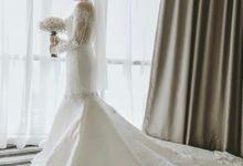 Happy wedding day Gea & Ageng by D BRIDE