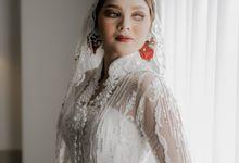 Kebaya akad by Hanitairwany Fashion Designer