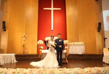 Holy Matrimony EDY & CHRISTINA by Art of ME