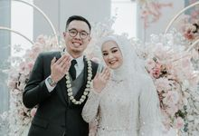 The Wedding Of Laksamana & Zafara by SIMPLY BEST TAILOR