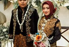 Akad Nikah ( Nadiah Dan Iwan ) by ARL Decoration