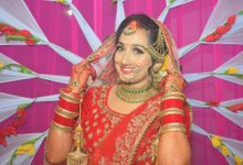 All Work Pics by Lumiere Makeovers By Prabhjot