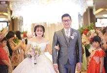 Agung And Wiwi Wedding by DESPRO Organizer