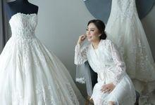 Wedding Of Neil & Anes by Elina Wang Bridal