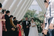 Teja & Evelyn Wedding by Harris Hotel & Residences Sunset Road
