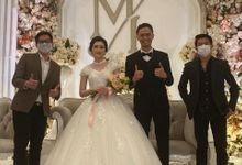 Wedding Reception&Akad Marina & Irfan by DJ Perpi