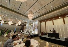 Wedding Reception&Akad Marina & Irfan by DJ Perpi