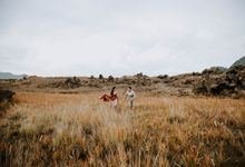 Prewedding of Yoseph & Sherly by Caleos Photography
