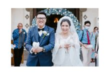 Happy wedding day Fanny & Willy by D BRIDE