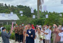 Wedding Reception Laras & Wicak by DJ Perpi