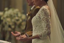 Wedding Of Bianca by Elina Wang Bridal
