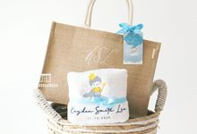 Jute Baby Hampers by Arumanis Gift