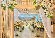 Wedding Silver by Blessing Decoration