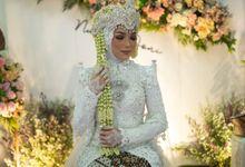 Akad Nikah Nur & Doni by Flowerdecor70